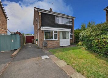 Thumbnail 3 bed detached house for sale in The Limes, Kempsey, Worcester