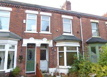 Thumbnail 3 bed terraced house for sale in The Poplars, Ella Street, Hull