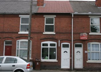 Thumbnail 3 bedroom terraced house to rent in Pleck Road, Walsall
