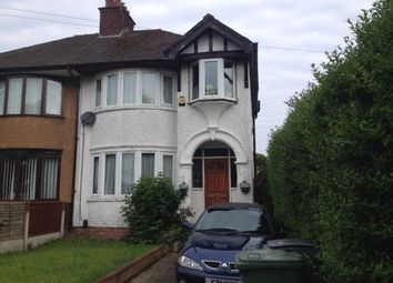 3 bed semi-detached house to rent in Town Lane, Bebington, Wirral CH63