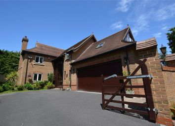 Thumbnail 5 bed detached house for sale in Longford Place, Pennington, Lymington, Hampshire
