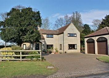 Thumbnail 4 bedroom detached house for sale in Foxton, Cambridge, Cambridgeshire