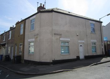 Thumbnail 2 bed end terrace house for sale in Bedford Street, Derby