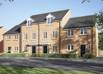 """Thumbnail 3 bed terraced house for sale in """"The Bentley"""" at Sparkmill Lane, Beverley"""