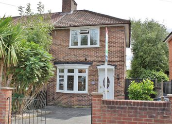 Thumbnail 2 bed semi-detached house for sale in Normanton Park, London