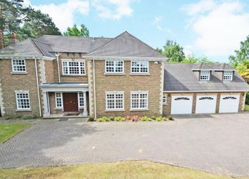 Thumbnail 5 bedroom detached house to rent in Stokesheath Road, Oxshott