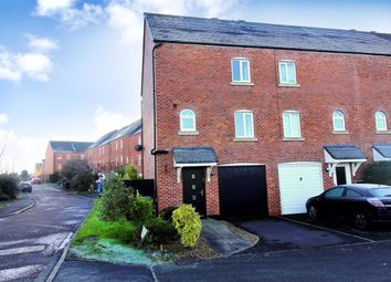 Thumbnail 3 bed town house for sale in Keepers Wood Way, Catterall, Preston