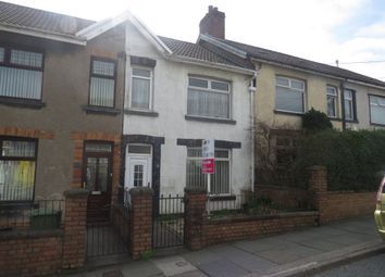 Thumbnail 3 bed terraced house for sale in Parish Road, Beddau, Pontypridd