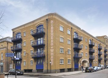 Thumbnail 2 bed flat to rent in Pier Head Wharf, Wapping High Street, London