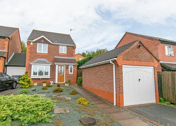Thumbnail 3 bed detached house for sale in Allwood Drive, Carlton, Nottingham