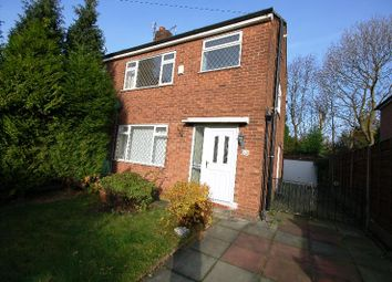Thumbnail 3 bedroom semi-detached house to rent in Wardley Hall Lane, Roe Green, Worsley