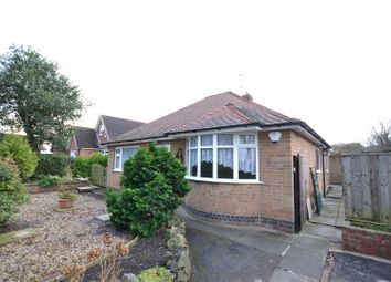 Thumbnail 2 bed detached bungalow for sale in Vicarage Street, Ilkeston