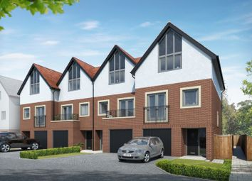 Thumbnail 3 bedroom terraced house for sale in 30% Already Reserved! Plot 22, Nautilus, Southampton Road, Portsmouth