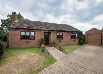 Thumbnail 3 bed detached bungalow for sale in Preston Close, Freethorpe