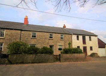 Thumbnail 4 bed terraced house to rent in Church Road, Stithians, Truro