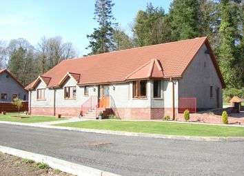 Thumbnail 4 bed bungalow for sale in Woodside, Dunragit