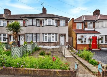 Thumbnail 3 bed end terrace house for sale in Brampton Road, Bexleyheath, Kent