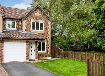 Thumbnail 3 bed semi-detached house for sale in Hookstone Grange Court, Harrogate, North Yorkshire