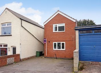 Thumbnail 3 bed detached house for sale in Wood Street, Alfreton