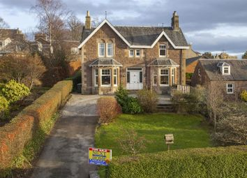 Thumbnail 5 bedroom detached house for sale in Earncliffe, Coldwells Road, Crieff