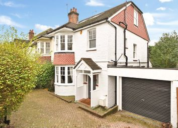Wilbury Avenue, Hove, East Sussex BN3. 4 bed semi-detached house for sale