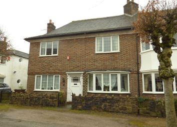 Thumbnail 3 bed semi-detached house for sale in Ballington Gardens, Leek, Staffordshire