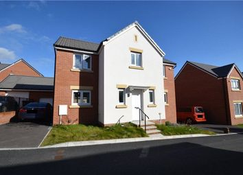 Thumbnail 4 bed detached house for sale in George Crescent, Old St. Mellons, Cardiff
