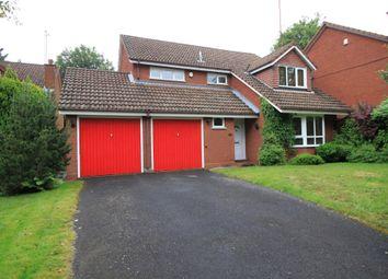 Thumbnail 4 bed detached house to rent in Sheringham, Edgbaston, Birmingham