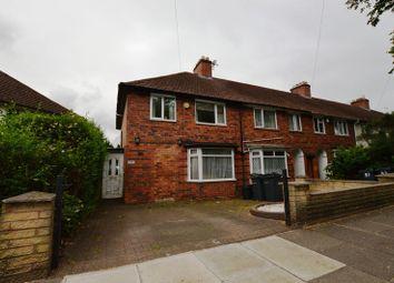 Thumbnail 3 bedroom terraced house for sale in The Ridgeway, Erdington, Birmingham