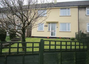 Thumbnail 3 bedroom terraced house to rent in Lilac Close, Hooe, Plymstock, Plymouth
