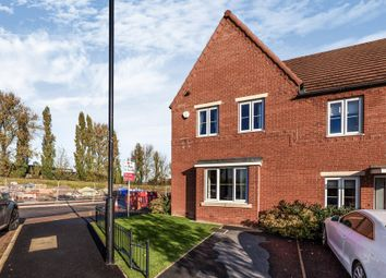 Thumbnail 3 bed semi-detached house for sale in Wild Geese Way, Mexborough