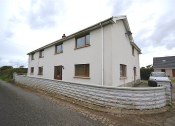 Thumbnail 4 bed detached house for sale in Oxland Lane, Burton, Milford Haven