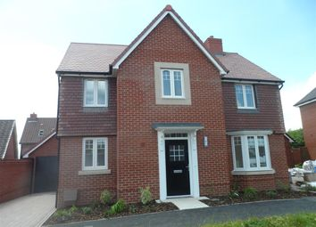 Thumbnail 4 bed detached house to rent in Marston Gate, Kingsbrook Park, Aylesbury