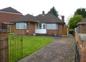 Thumbnail 2 bedroom detached bungalow for sale in Leaway, Greasby, Wirral