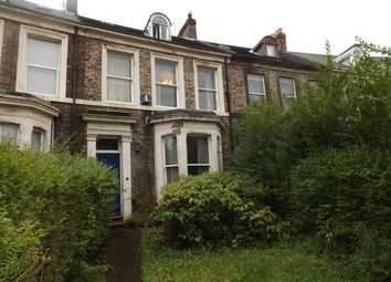 Thumbnail 6 bed terraced house to rent in Chester Crescent, Sandyford, Newcastle Upon Tyne