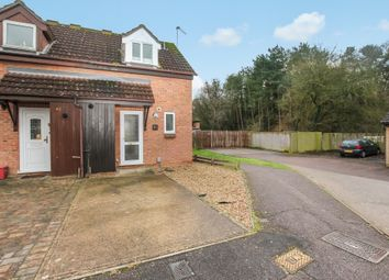 Thumbnail 1 bed semi-detached house for sale in Downlands, Stevenage