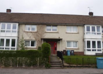 Thumbnail 2 bed flat to rent in Kirkshaws Road, Coatbridge
