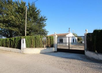 Thumbnail 3 bed country house for sale in Spain, Alicante, Salinas