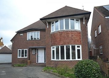 Thumbnail 4 bed detached house to rent in St Helens Close, Southsea