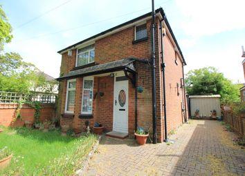 Thumbnail 3 bedroom semi-detached house for sale in King Edward Avenue, Southampton