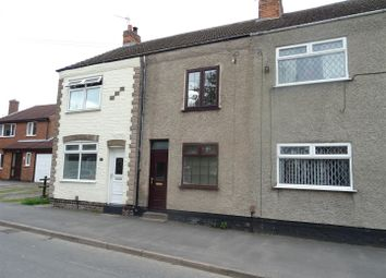 Thumbnail 2 bed terraced house for sale in Grange Road, Hugglescote, Leicestershire