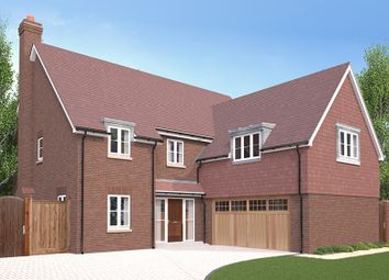 Thumbnail 5 bed detached house for sale in The Twineham, Kilns Gate, Wyvern Way, Burgess Hill