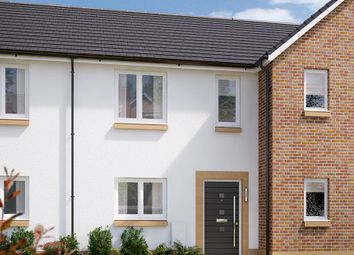 "Thumbnail 2 bed end terrace house for sale in ""The Bambridge"" at Glasgow Road, Denny"