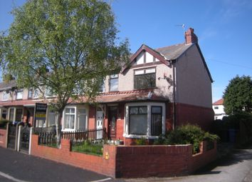 Thumbnail 3 bed end terrace house to rent in Bramley Avenue, Fleetwood