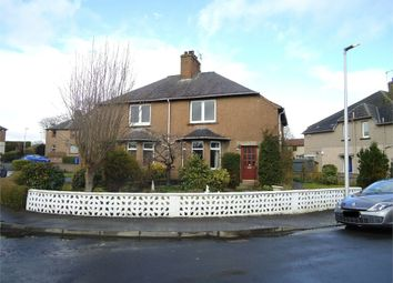 Thumbnail 3 bed semi-detached house for sale in George Street, Markinch, Markinch, Fife