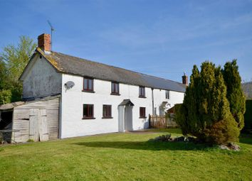 Thumbnail 3 bed end terrace house for sale in Seven Ash, Bishops Lydeard, Taunton