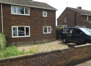 Thumbnail 3 bed semi-detached house to rent in Keates Road, Cherry Hinton, Cambridge