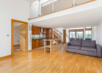Thumbnail 3 bed flat to rent in 56 Dace Road, London