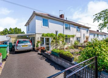 Thumbnail 3 bed semi-detached house for sale in Romsey Road, Maybush, Southampton