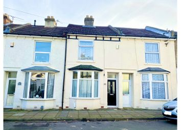 Reginald Road, Southsea PO4. 2 bed terraced house for sale
